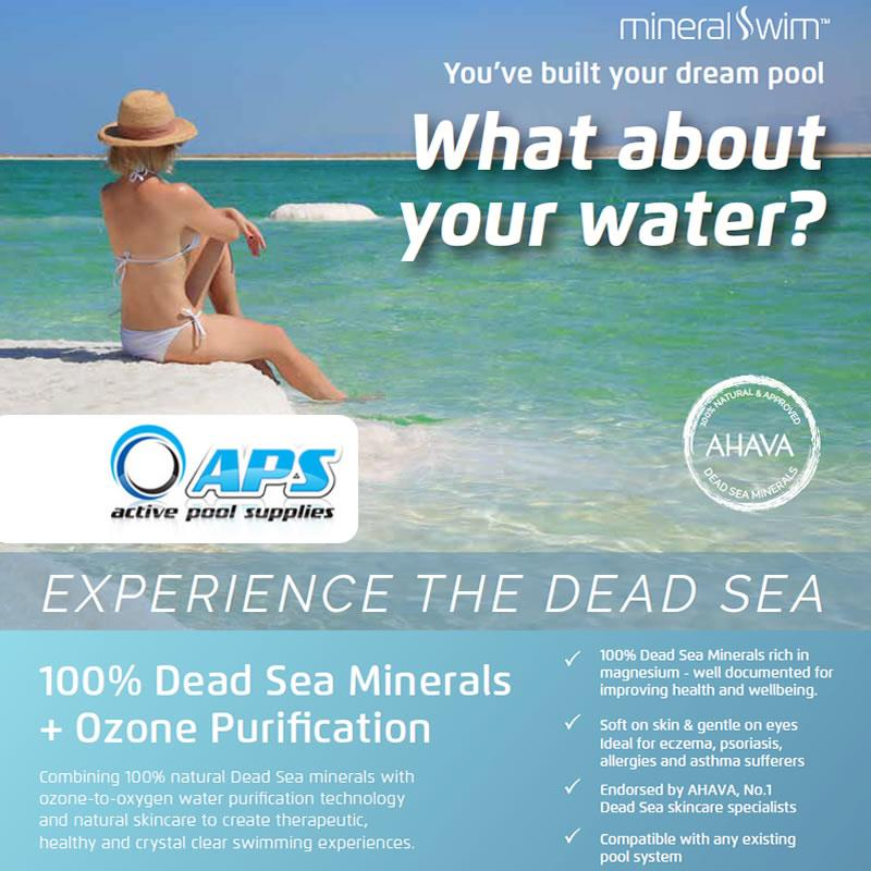 Mineral Swim Dead Sea Minerals supplier Gold Coast