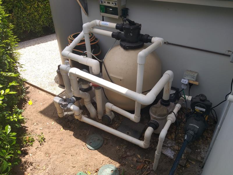 Pool filter replacement Gold Coast