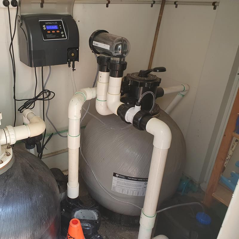 Pool chlorinator upgrade offer Gold Coast