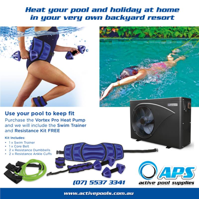 Pool heating supplier Gold Coast