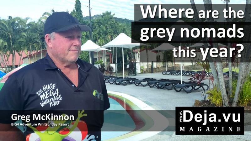 Airlie Beach needs Grey Nomads