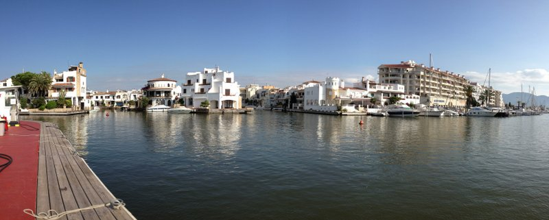 Empuriabrava canal development