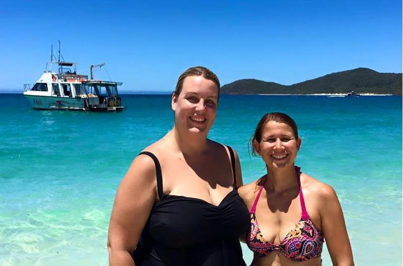 HOW TO GET TO WHITEHAVEN BEACH.