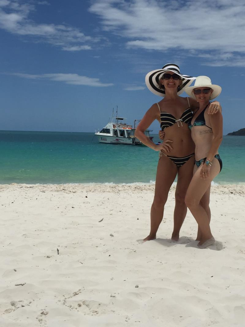 Full Day Whitehaven Beach BBQ, Hill Inlet and Snorkelling Cruise.