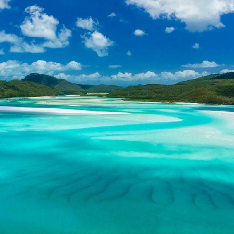Hoogtepunten | Whitehaven Xpress - Whitehaven Beach Tour.