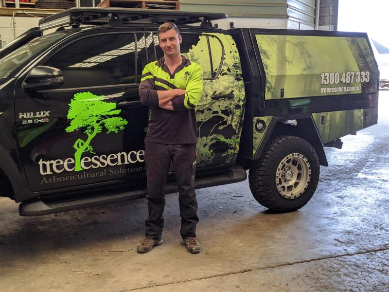 The Team at Tree Essence Southport