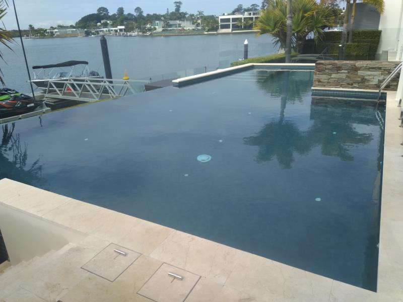 pool services Sanctuary Cove
