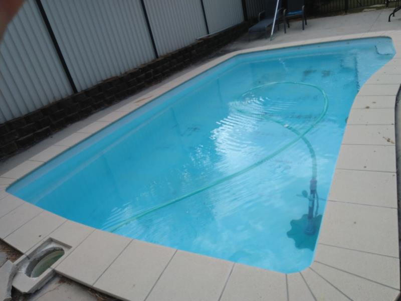 pool cleaner Hollywell