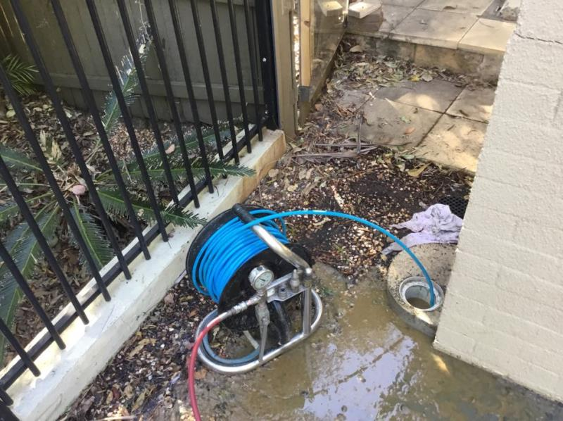 Indooroopilly Blocked Sewer Drain Clearing