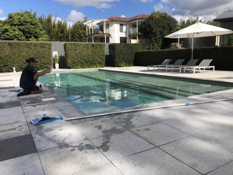 pool cleaner Ashmore