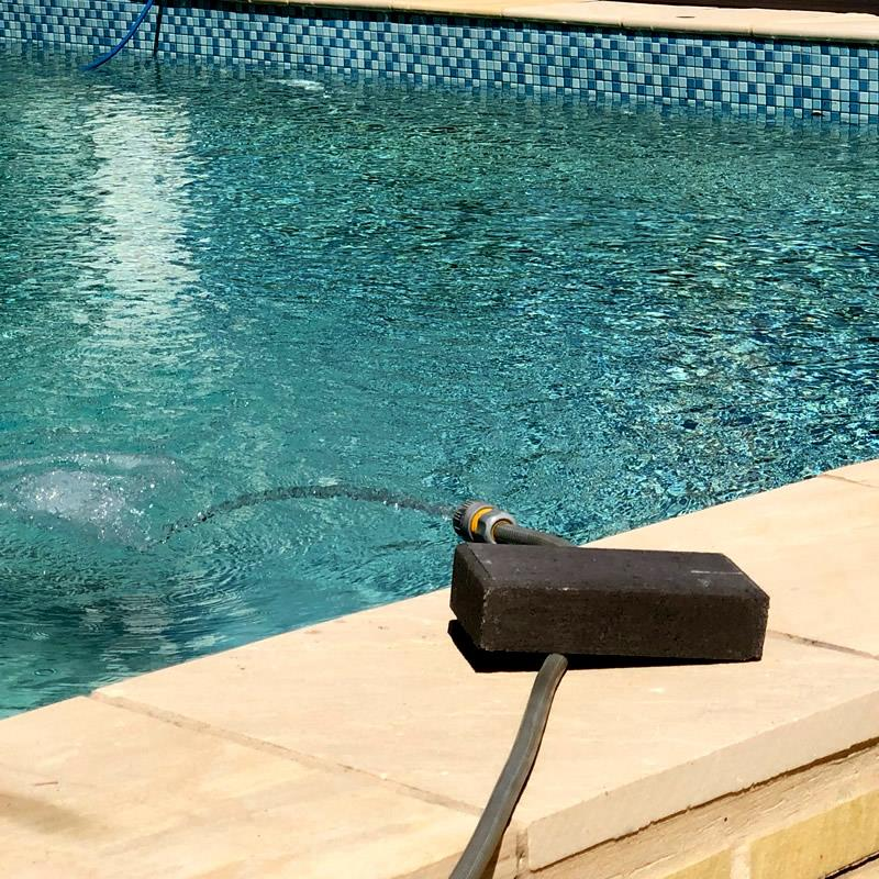 Keeping your pool full