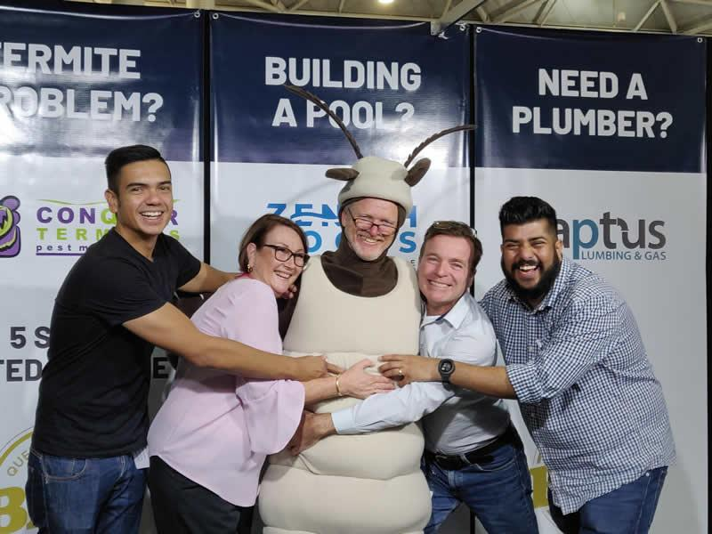 ecentral presented at Brisbane Home Show