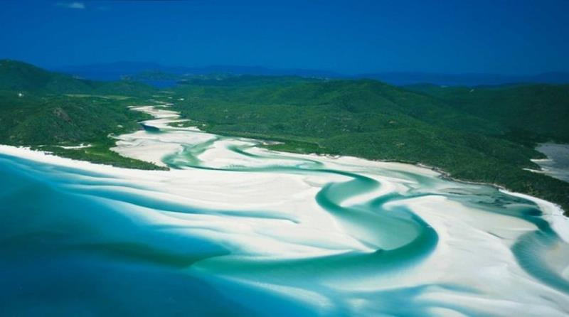 1 Day Whitehaven Xpress Tour from Airlie Beach