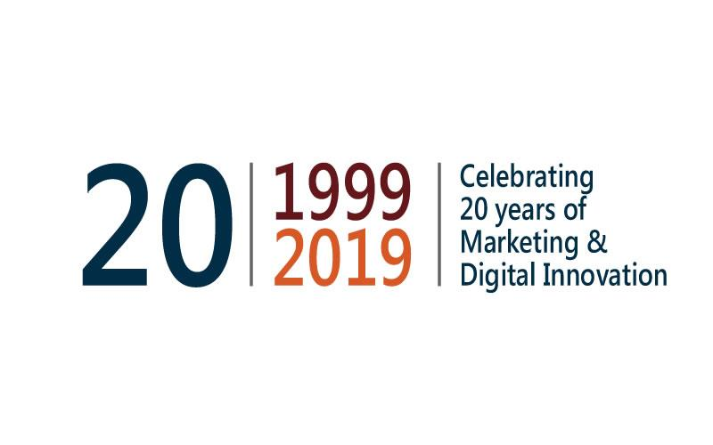 20 years of marketing and digital