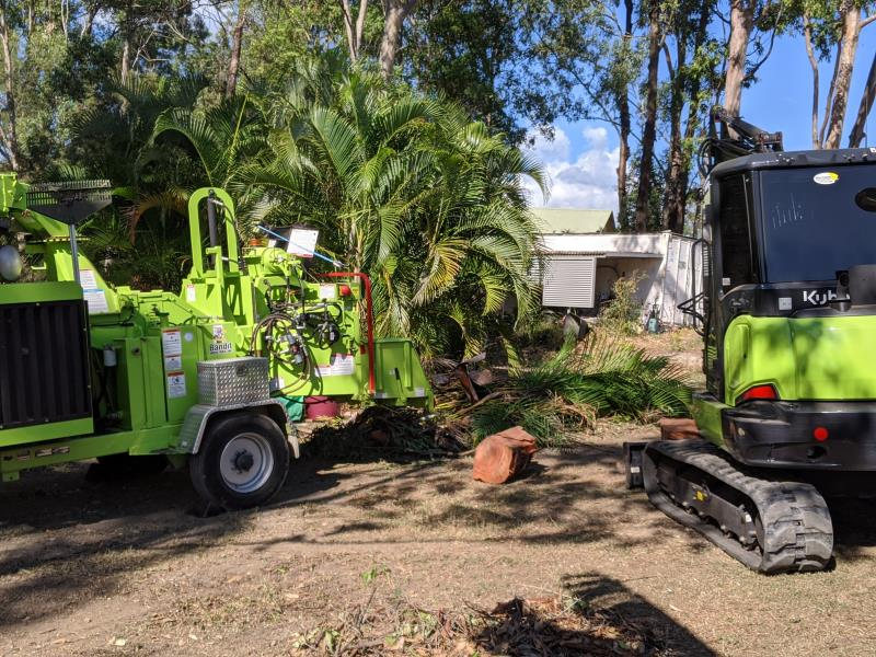 Land clearing & Tree Remove - Nerang