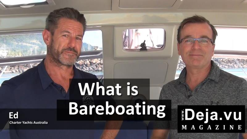 What is bareboating?