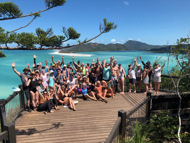 Which Airlie Beach Tours go to Whitehaven Beach