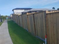 Upper Kedron fence painting