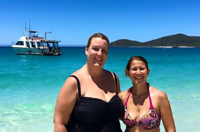 Airlie Beach Day Trips - How to get to Whitehaven Beach.