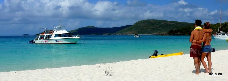 Whitehaven Beach Tours   Airlie Beach Snorkeling.