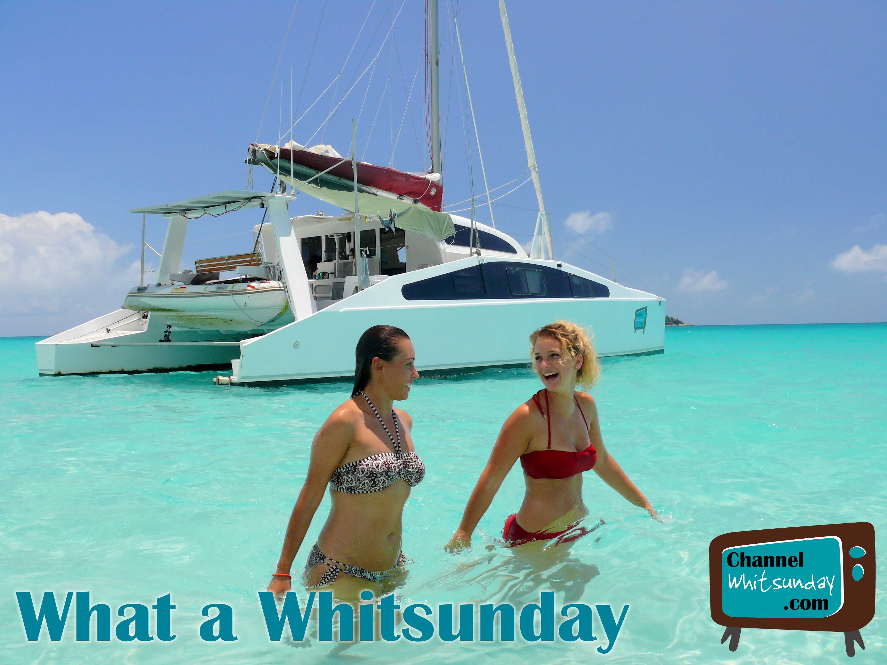 Christmas in the Whitsundays - What did you expect?