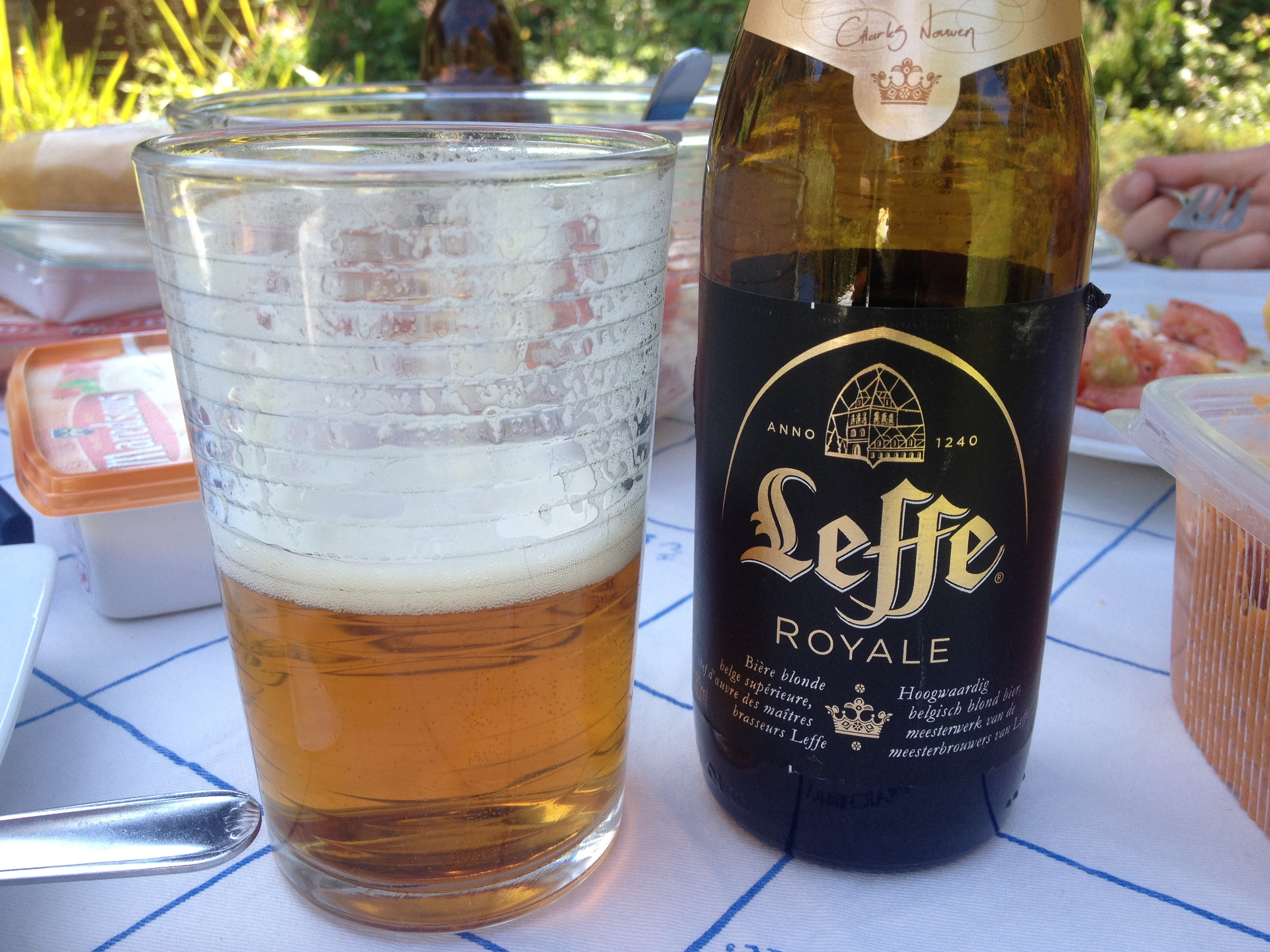 Premium from the Leffe
