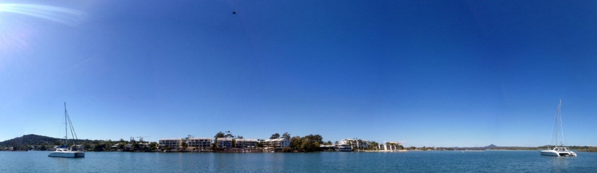 Boats new home in Noosa River