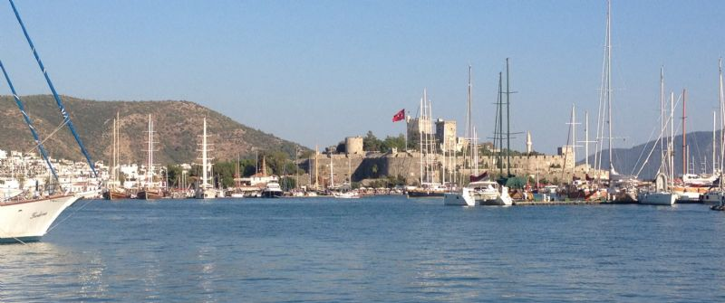 Bodrum, the Turkish Riveria