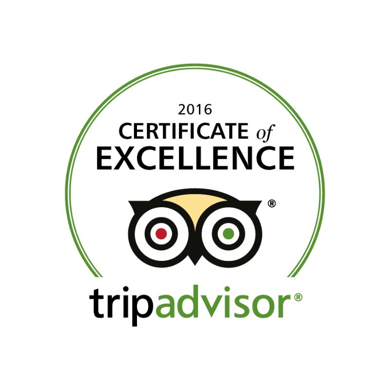 Whitehaven Xpress achieves TripAdvisor Certificate of Excellence 2016