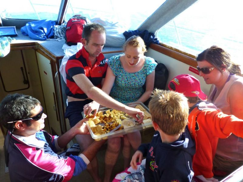 Guest review - Airlie Beach Tours