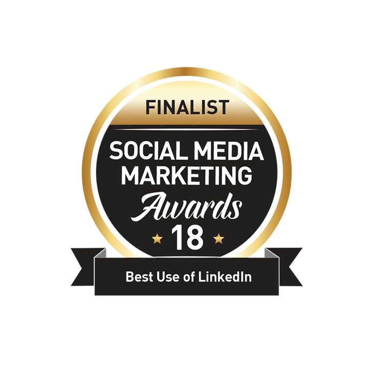 Social Media Marketing Awards Finalist