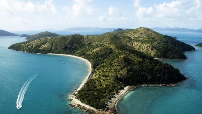 Airlie Beach Day Tours - South Molle island