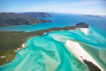 Hill Inlet is one of Australias most photographed places