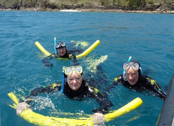 Whitsunday day tour review for Whitehaven Xpress