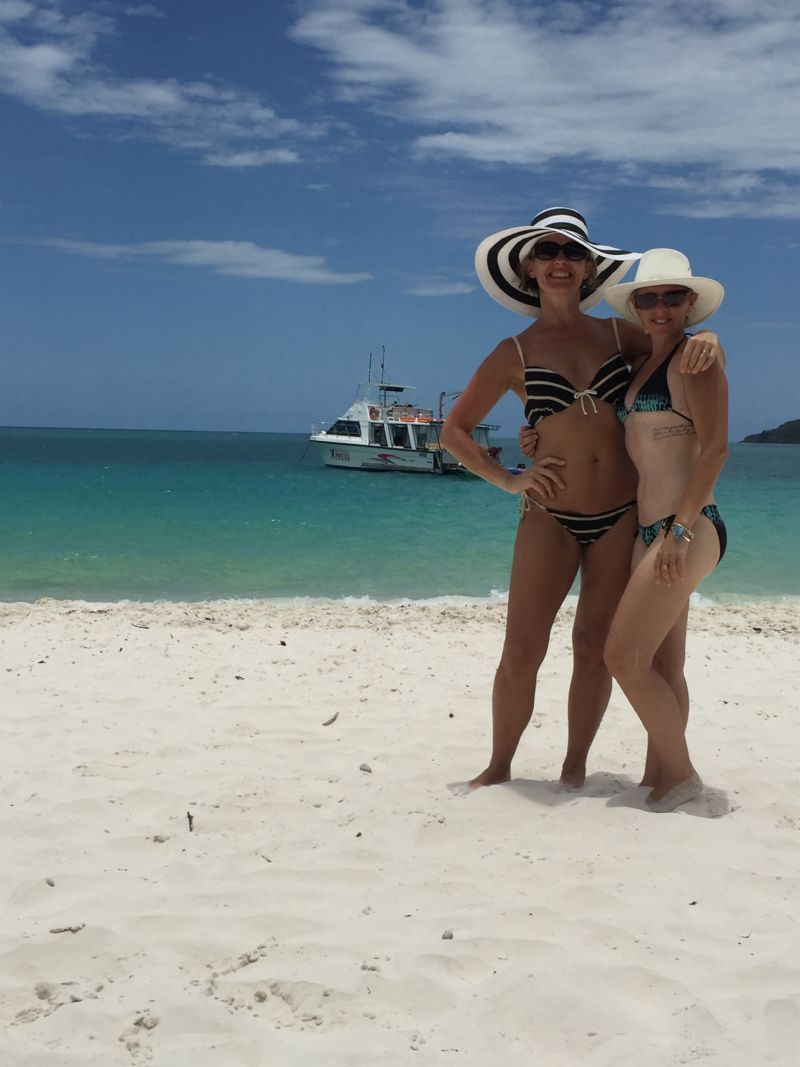 Whitehaven Beach tour - Great trip and Great crew