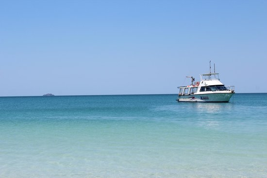 Whitehaven Beach day tour from Airlie Beach with Whitehaven Xpress