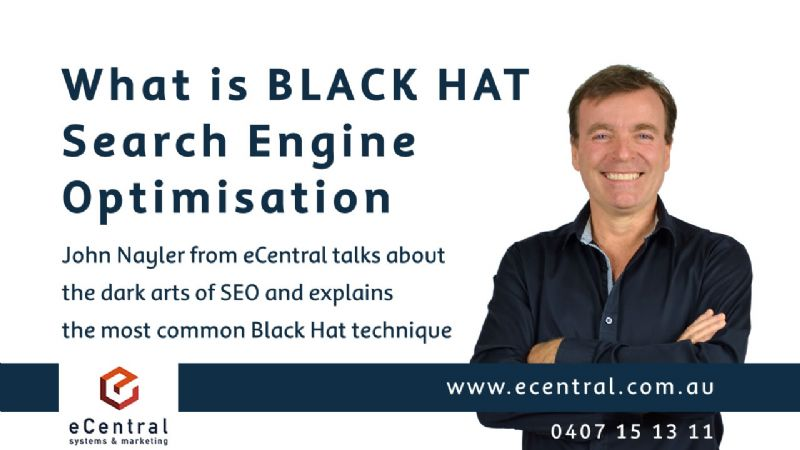 Black hat SEO explained