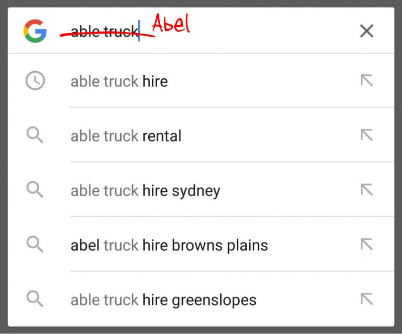 able truck hire