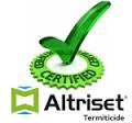 Altriset Termite Treatment, McDowall 4053